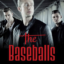 The Baseballs: Hit me Baby... Tour 2016