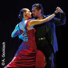 The Great Dance of Argentina - Nicole Nau & Luis Pereyra mit großer Company