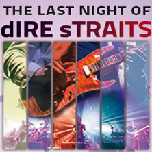 The Last Night of dIRE sTRAITS performed by Brothers in Band in BERGISCH GLADBACH * Bürgerhaus Bergischer Löwe,