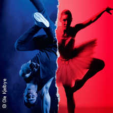 The Nutcracker Reloaded - Tchaikovsky meets Streetdance in MÜNCHEN * Deutsches Theater,