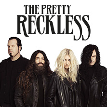 The Pretty Reckless in Frankfurt am Main, 23.08.2017 -