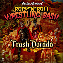Carlos Martinez' The Rock N Roll Wrestling Bash