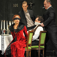 Oper & Operette: Tosca - Deutsche Oper Am Rhein Karten