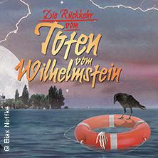 Die Rückkehr vom Toten vom Wilhelmstein -  Die Krimi-Komödie mit Dinner-Menü