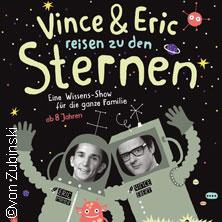 Vince Ebert + Eric Mayer - Schlau Hoch 2
