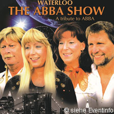 Waterloo - The ABBA Show - A Tribute to ABBA with Abalance in ITZEHOE * theater itzehoe,