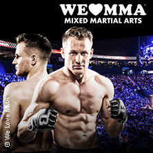 Boxen & Wrestling: We Love Mma - Mixed Martial Arts Karten