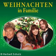 Weihnachten in Familie mit…