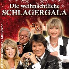 Weihnachtliche Schlagergala - mit Monika Hauff & Klaus-Dieter Henkler, Uta Schorn u. Jürgen Walter