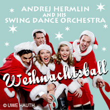 Weihnachtsball mit Andrej Hermlin & His Swing Dance Orchestra
