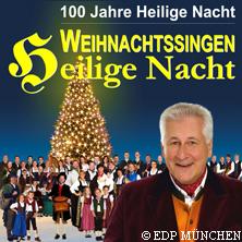Weihnachtssingen Heilige Nacht mit Enrico de Paruta