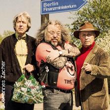 Karten für Wer früher zockt ist länger reich:  Ein Trip durch den politischen Wahnsinn der Berliner Republik in Berlin