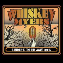 Whiskey Myers in HAMBURG * Prinzenbar
