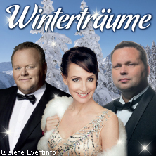 Winterträume: Anna Maria Kaufmann, Paul Potts & Winni Biermann