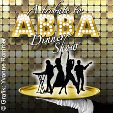 ABBA ROYAL - The Tribute Dinnershow Poster