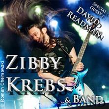 Zibby Krebs & Band und David Readman