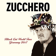 Zucchero: Black Cat World Tour Germany 2017