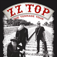 ZZ TOP: The Tonnage Tour 2017