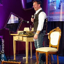 Wolfgang Gnesner: Das gestörte Verhältnis in OBERHAUSEN * Gasthaus Alt Buschhausen,
