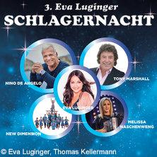 Bild für Event 3. Eva Luginger Schlagernacht Velden