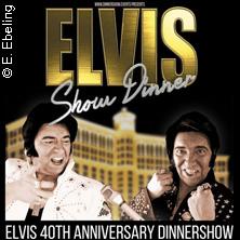 Elvis 40th Anniversary Dinnershow - King Eddy - Elvis Tribute Artist Germany
