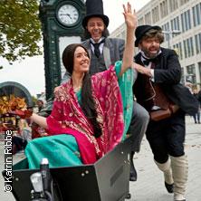 Karten für In 80 Tagen um die Welt - Niedersächsische Staatstheater Hannover in Hannover