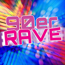 90er Rave - das mega Spektakel mit den Kultstars der 90er in BERLIN * ARENA BERLIN,