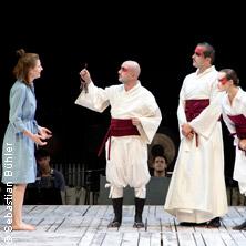 Der Gute Mensch von Sezuan - Theater und Orchester Heidelberg in HEIDELBERG * Marguerre-Saal,