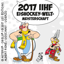 2017 IIHF WM - Game #21 | Italien - Lettland