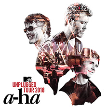 a-ha - MTV Unplugged Tour 2018 in MÜNCHEN * Olympiahalle München