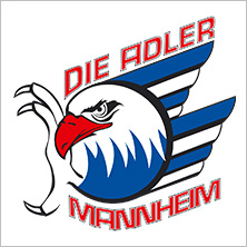Adler Mannheim in MANNHEIM * SAP Arena,