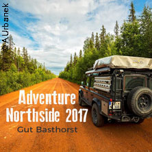 Adventure Northside 2017 auf Gut Basthorst