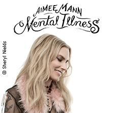 Aimee Mann Karten für ihre Events 2017