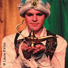 Aladdin & Die Wunderlampe -  Galli Theater Wiesbaden in WIESBADEN * Galli Theater Wiesbaden,