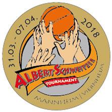Albert Schweitzer Turnier in VIERNHEIM * Waldsporthalle Viernheim,