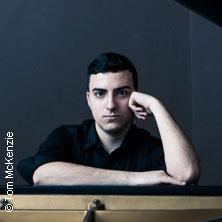Karten für Alberto Ferro - Junge Pianisten - BASF-Kulturprogramm in Ludwigshafen