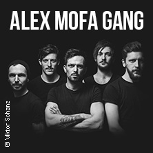 Alex Mofa Gang in BERLIN * Lido,
