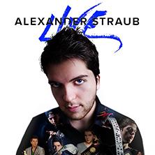 Alexander Straub in RAVENSBURG * Konzerthaus Ravensburg,