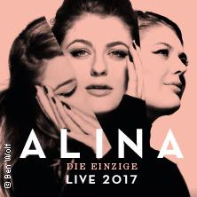 Clubszene: Alina: Die Einzige - Live 2017 Karten