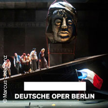Karten für Andrea Chenier - Deutsche Oper Berlin in Berlin