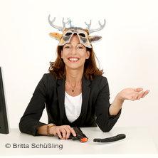 Andrea Volk in MANNHEIM * Klapsmühl' am Rathaus