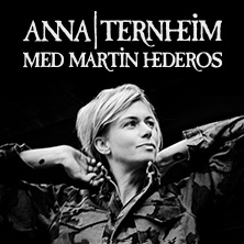Anna Ternheim Tickets