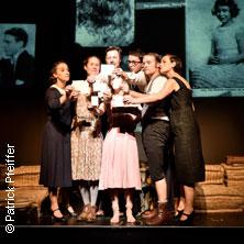 Das Tagebuch der Anne Frank - Württembergische Landesbühne Esslingen in ESSLINGEN * Schauspielhaus,