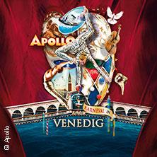 Roncalli's Apollo Varieté. Karneval in Venedig in DÜSSELDORF * Roncalli's Apollo Variete,