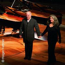 Martha Argerich & Daniel Barenboim - Klavier-Duo