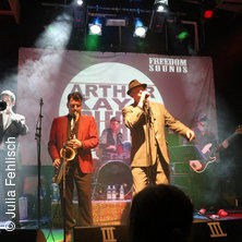 Arthur Kay & The Clerks in REGENSBURG * Tiki beat bar & Club,