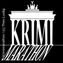 Krimimarathon Berlin-Brandenburg Karten für ihre Events 2017