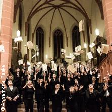 Bachchor-Konzerte - Theater und Orchester Heidelberg in HEIDELBERG * Peterskirche,