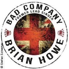 Karten für Bad Company former Singer Brian Howe in Mannheim