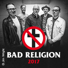 Bad Religion in Stuttgart, 22.07.2017 - Tickets -